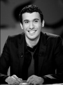 Mustapha El Atrassi animateur de télévision sportif chez bodytech