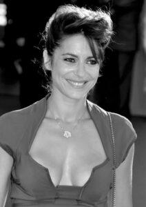 Audrey Dana comédienne française sportive avec miha bodytech