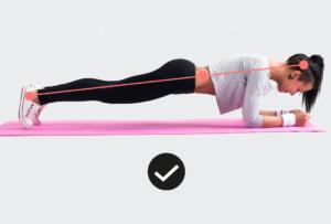 Comment bien exécuter une planche avec Bodytec Club