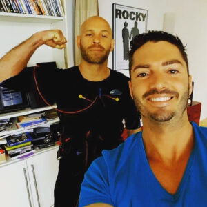 Kevin Sanson président bodytec club coach des stars de cinema