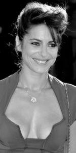 Audrey Dana comédienne française sportive avec BODYHIT - Electrostimulation Paris