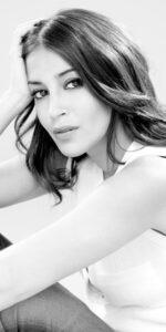 Leila Bekhti actrice pratique le miha bodytec avec BODYHIT - Electrostimulation Paris