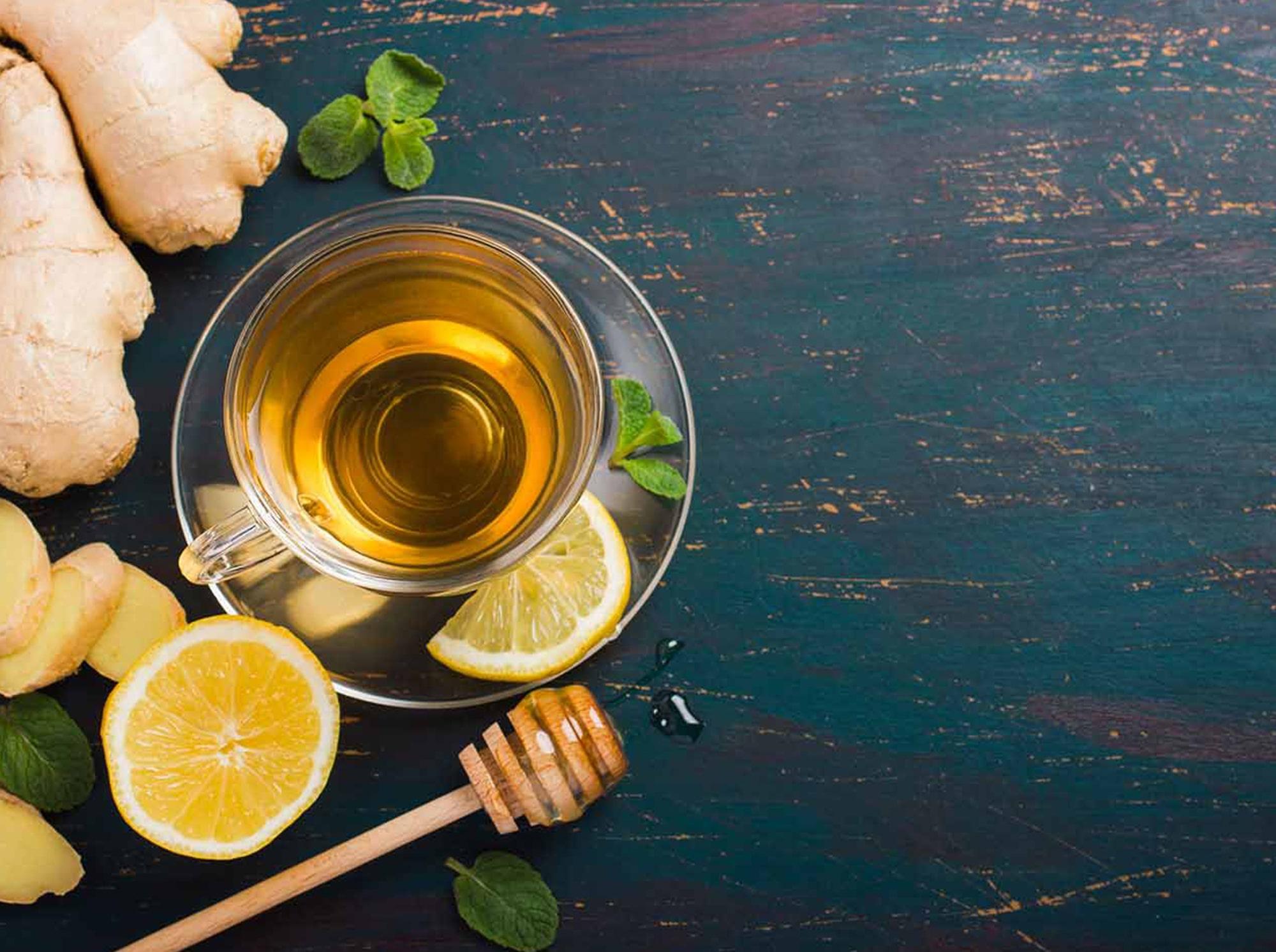 La meilleure recette du grog Gingembre Citron Miel