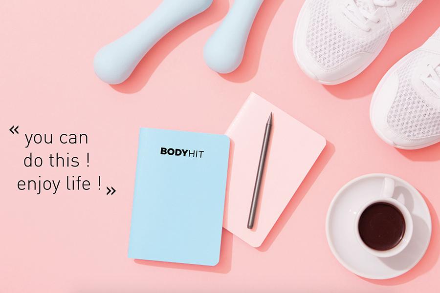 Comptez sur BODYHIT pour tenir vos bonnes résolutions