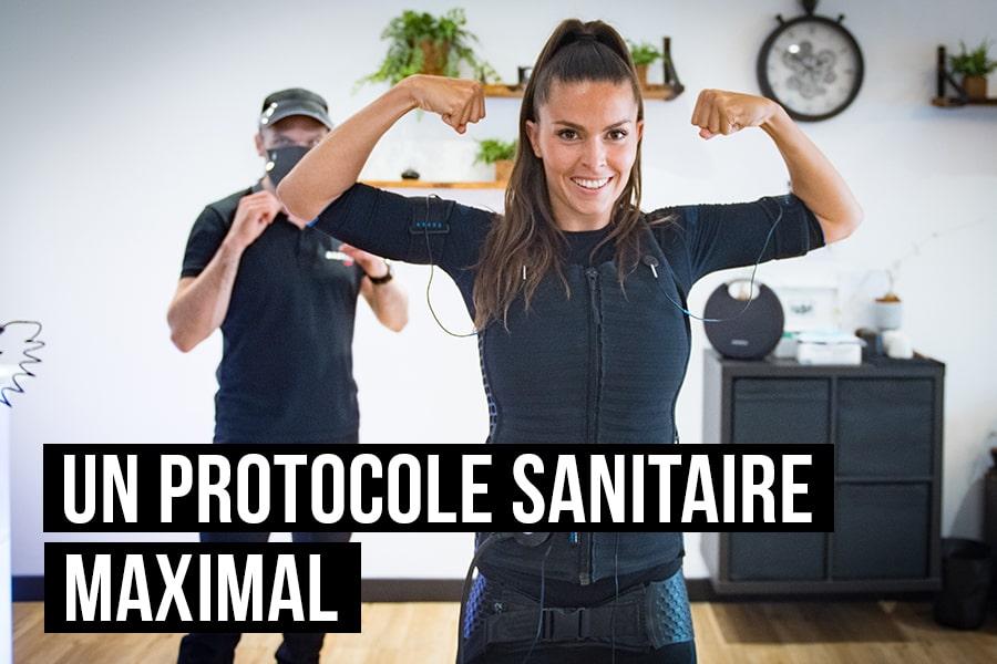 Le protocole sanitaire maximal
