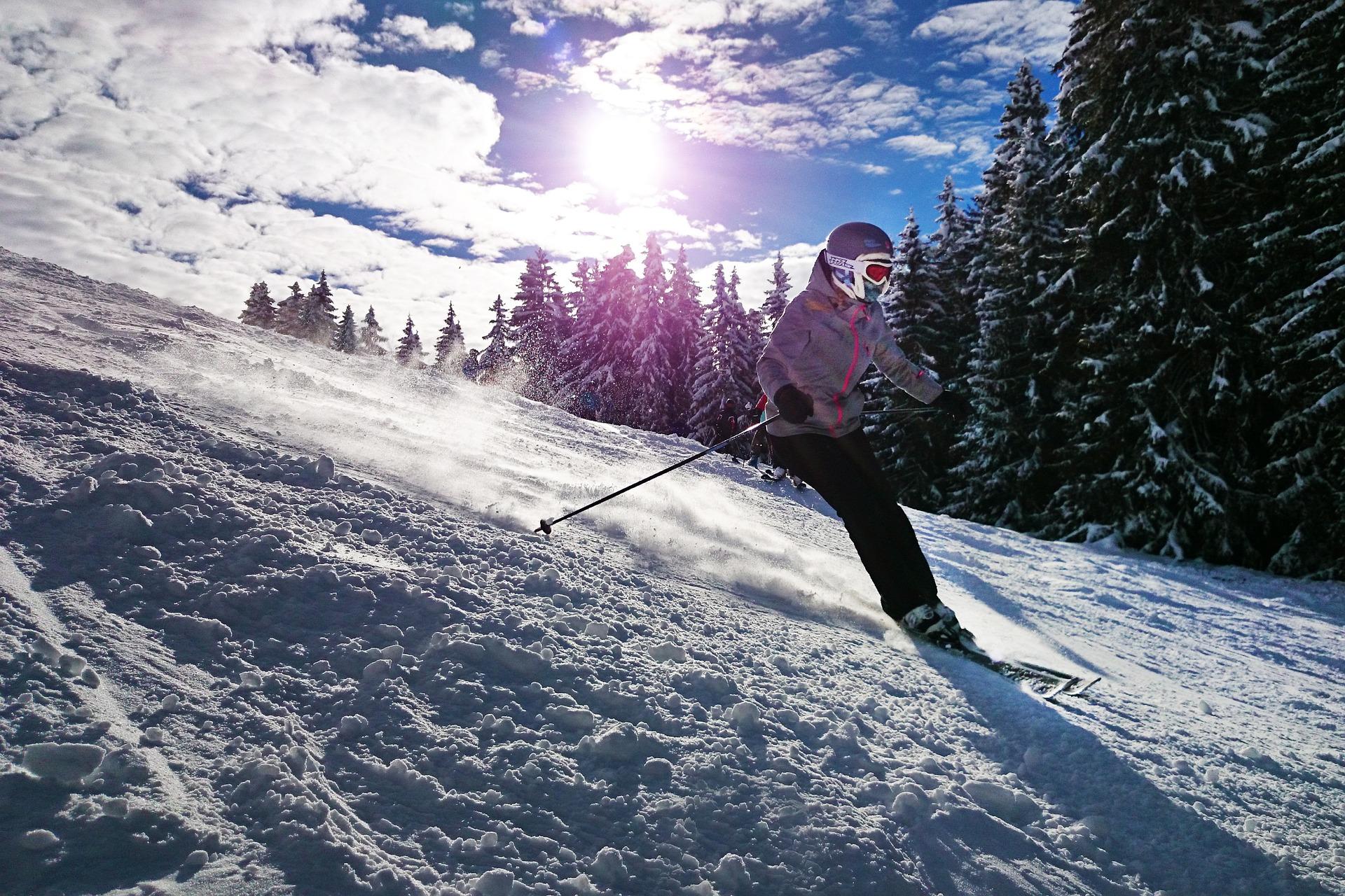 préparation physique par électrostimulation (EMS) ski