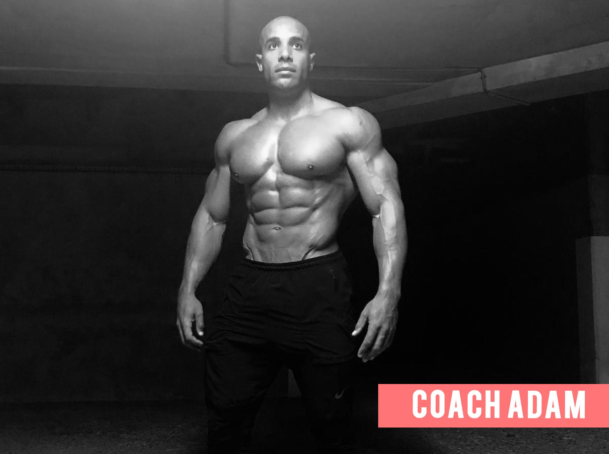 Adam Jacques, coach chez BODYHIT