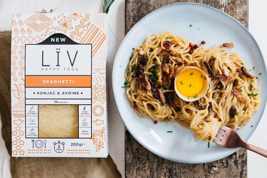 Partenariat LÏV Happy Food et BODYHIT