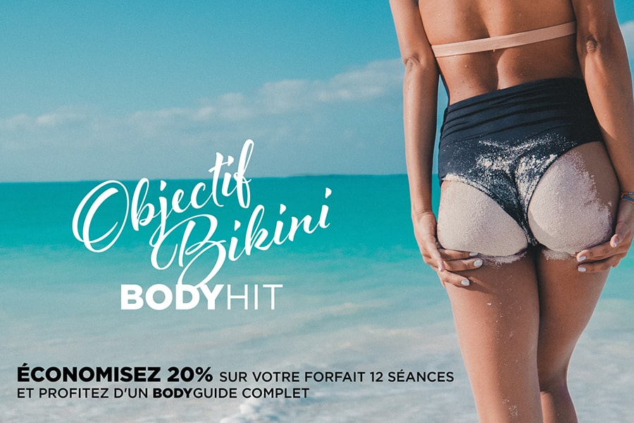BODYHIT lance son opération Objectif Bikini